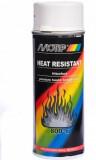 Motip Hőálló festék 800 °C-ig, ecsetes, fekete, 100 ml