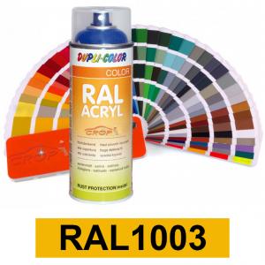 Motip DUPLI COLOR ipari festék spray, RAL1003, 400 ml termék fő termékképe