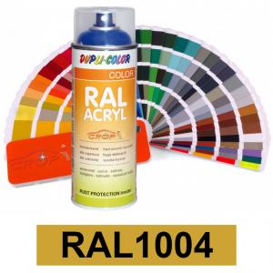 Motip DUPLI COLOR ipari festék spray, RAL1004, 400 ml termék fő termékképe