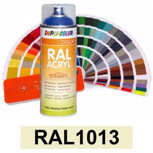 Motip DUPLI COLOR ipari festék spray, RAL1013, 400 ml termék fő termékképe