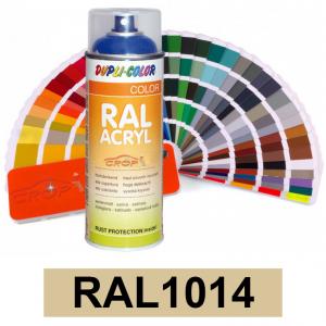 Motip DUPLI COLOR ipari festék spray, RAL1014, 400 ml termék fő termékképe