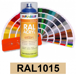 Motip DUPLI COLOR ipari festék spray, RAL1015, 400 ml termék fő termékképe