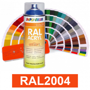 Motip DUPLI COLOR ipari festék spray, RAL2004, 400 ml termék fő termékképe