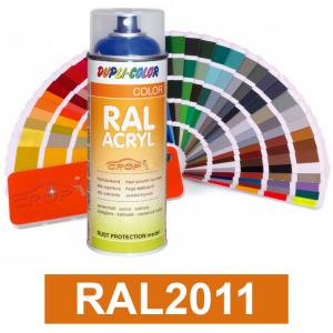 Motip DUPLI COLOR ipari festék spray, RAL2011, 400 ml termék fő termékképe