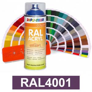 Motip DUPLI COLOR ipari festék spray, RAL4001, 400 ml termék fő termékképe