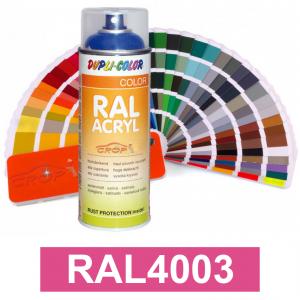 Motip DUPLI COLOR ipari festék spray, RAL4003, 400 ml termék fő termékképe