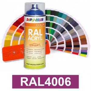Motip DUPLI COLOR ipari festék spray, RAL4006, 400 ml termék fő termékképe