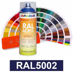 Motip DUPLI COLOR ipari festék spray, RAL5002, 400 ml termék fő termékképe
