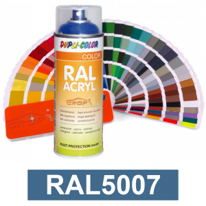 Motip DUPLI COLOR ipari festék spray, RAL5007, 400 ml termék fő termékképe