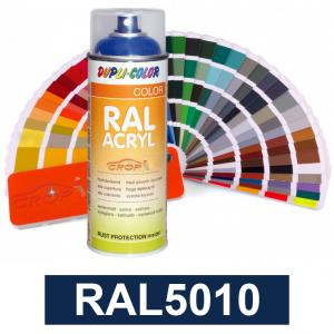 Motip DUPLI COLOR ipari festék spray, RAL5010, 400 ml termék fő termékképe