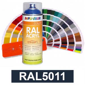 Motip DUPLI COLOR ipari festék spray, RAL5011, 400 ml termék fő termékképe