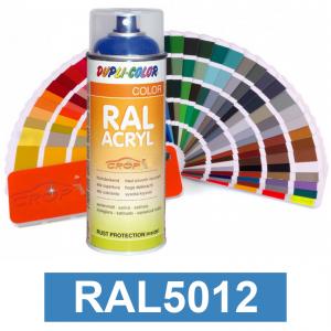 Motip DUPLI COLOR ipari festék spray, RAL5012, 400 ml termék fő termékképe