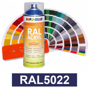 Motip DUPLI COLOR ipari festék spray, RAL5022, 400 ml termék fő termékképe