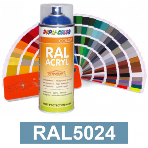 Motip DUPLI COLOR ipari festék spray, RAL5024, 400 ml termék fő termékképe