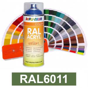 Motip DUPLI COLOR ipari festék spray, RAL6011, 400 ml termék fő termékképe