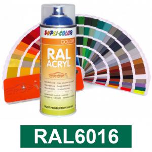 Motip DUPLI COLOR ipari festék spray, RAL6016, 400 ml termék fő termékképe