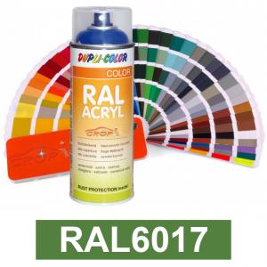 Motip DUPLI COLOR ipari festék spray, RAL6017, 400 ml termék fő termékképe