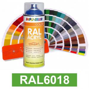 Motip DUPLI COLOR ipari festék spray, RAL6018, 400 ml termék fő termékképe