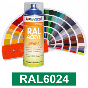Motip DUPLI COLOR ipari festék spray, RAL6024, 400 ml termék fő termékképe