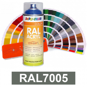 Motip DUPLI COLOR ipari festék spray, RAL7005, 400 ml termék fő termékképe