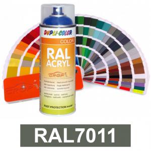 Motip DUPLI COLOR ipari festék spray, RAL7011, 400 ml termék fő termékképe