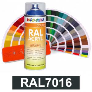 Motip DUPLI COLOR ipari festék spray, RAL7016, 400 ml termék fő termékképe