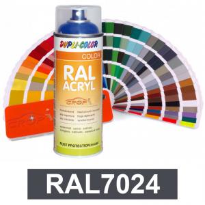 Motip DUPLI COLOR ipari festék spray, RAL7024, 400 ml termék fő termékképe