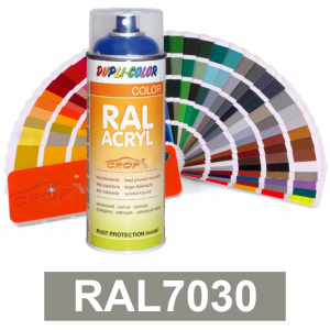 Motip DUPLI COLOR ipari festék spray, RAL7030, 400 ml termék fő termékképe