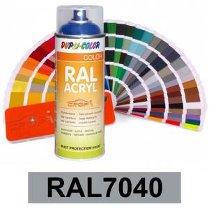 Motip DUPLI COLOR ipari festék spray, RAL7040, 400 ml termék fő termékképe