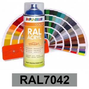 Motip DUPLI COLOR ipari festék spray, RAL7042, 400 ml termék fő termékképe