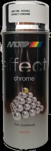 Motip DECO EFFECT krómhatású festék spray, 400 ml termék fő termékképe