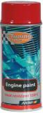 Motip Motorblokk festék spray, piros, 400 ml