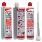 FIS V, FIS VS LOW és FIS VW HIGH SPEED injektáló ragasztók és keverőszárak