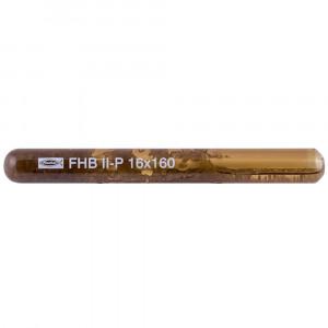 Fischer FHB II-P 16 x 160 ragasztópatron, 10db/csomag termék fő termékképe