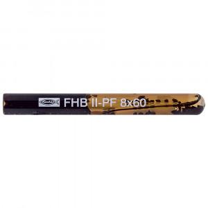 Fischer FHB II-PF 8 x 60 ragasztópatron, 10db/csomag termék fő termékképe