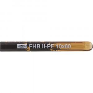 Fischer FHB II-PF 10 x 60 ragasztópatron, 10db/csomag termék fő termékképe