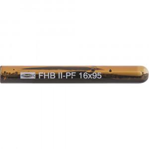 Fischer FHB II-PF 16 x 95 ragasztópatron, 10db/csomag termék fő termékképe