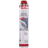 Fischer PUP P 750 G B2 PUR-ragasztóhab, betonszürke, 750 ml