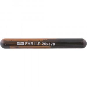 Fischer FHB II-P 20 x 170 ragasztópatron, 4db/csomag termék fő termékképe