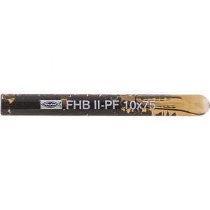 Fischer FHB II-PF 10 x 75 ragasztópatron, 10db/csomag termék fő termékképe