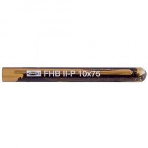 Fischer FHB II-P 10 x 75 ragasztópatron, 10db/csomag termék fő termékképe
