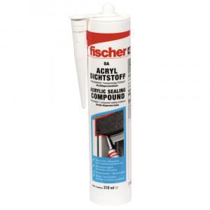 Fischer DA akril tömítőanyag, szürke, 310 ml termék fő termékképe