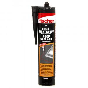 Fischer DD tető tömítőanyag, fekete, 310 ml termék fő termékképe
