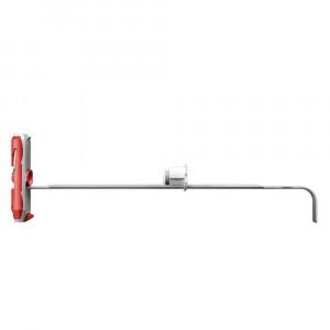 Fischer DUOTEC 10 nylon billenőhorog, 50db/csomag termék fő termékképe