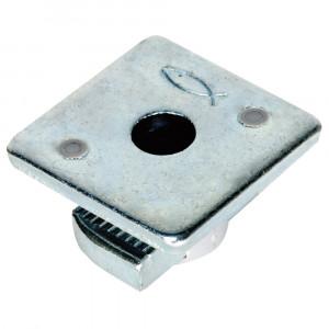 Fischer FCN Clix M 6 csúszóanya, 100db/csomag termék fő termékképe