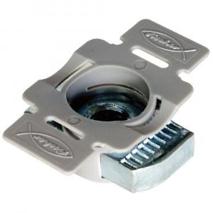 Fischer FCN Clix P 8 csúszóanya, 100db/csomag termék fő termékképe