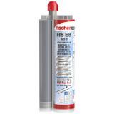 Fischer FIS EB 585 S standard epoxy injektáló ragasztó betonba rögzítéshez, 585 ml, 2 db FIS UMR keverőszárral
