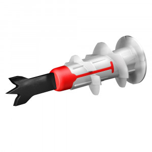 Fischer DUOBLADE RH K NV gipszkarton dübel kampós csavarral, 6 db/csomag termék fő termékképe