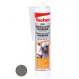 Fischer DBSA építőszilikon, 310 ml szürke