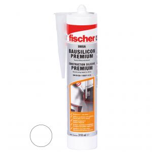 Fischer DBSA építőszilikon, fehér,310 ml termék fő termékképe